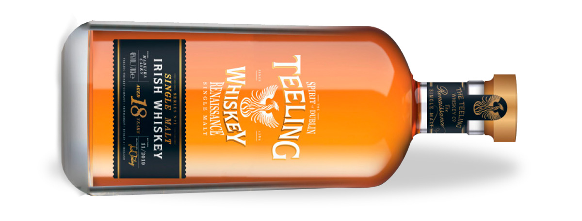 Teeling single malt 18 yo