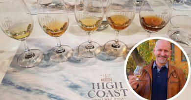 Peat's Fem i topp: Whiskymässor