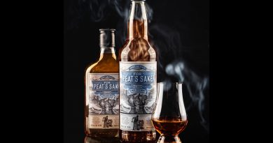 Veckans blended – For peat's sake