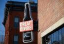 Sour ale med rabarber från Great Divide