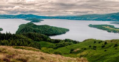 Test: 10 i topp från Loch Lomond