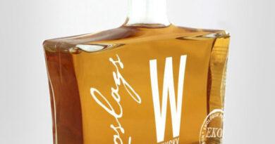 185 flaskor ekologisk Roslagswhisky