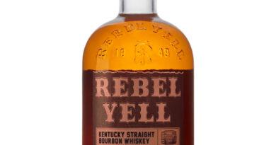 Nu är Rebel Yell Cognac finish här