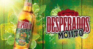 Desperat Mojito med tequila