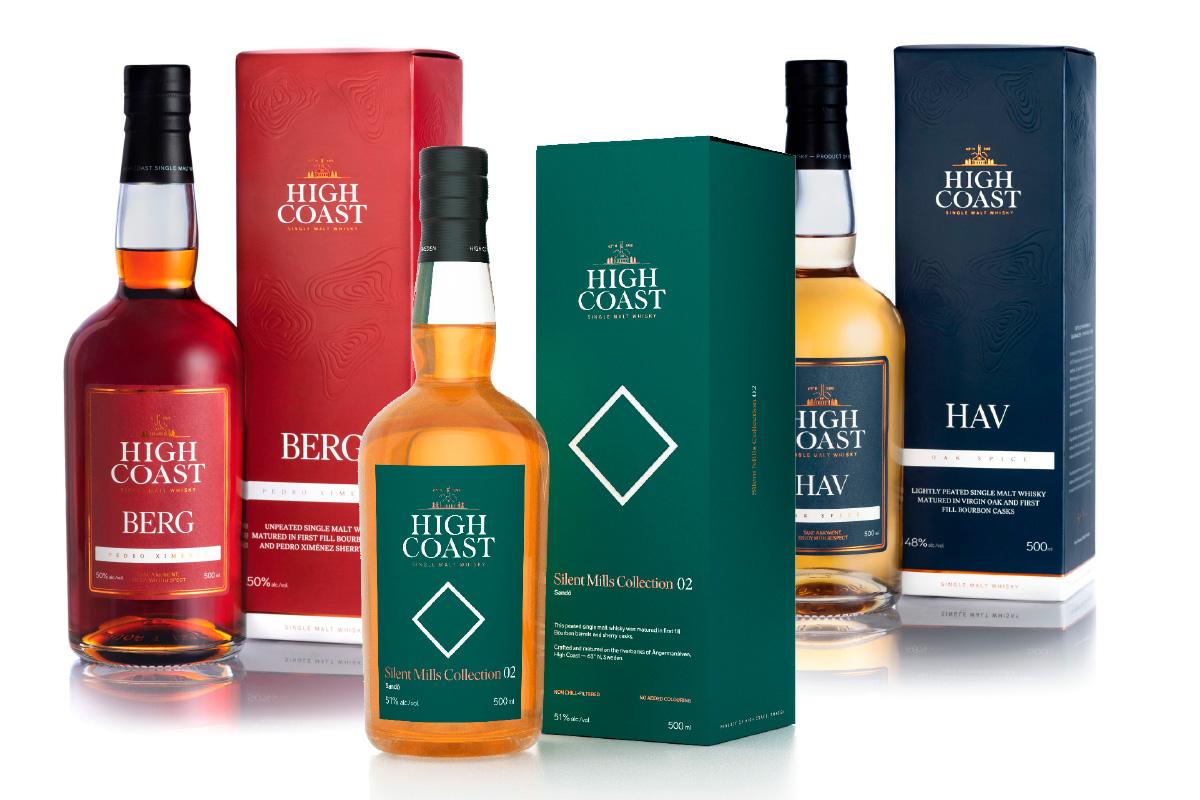 Recept: High Coast Whisky och mat