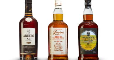Flera heta whiskynyheter i slutet av maj