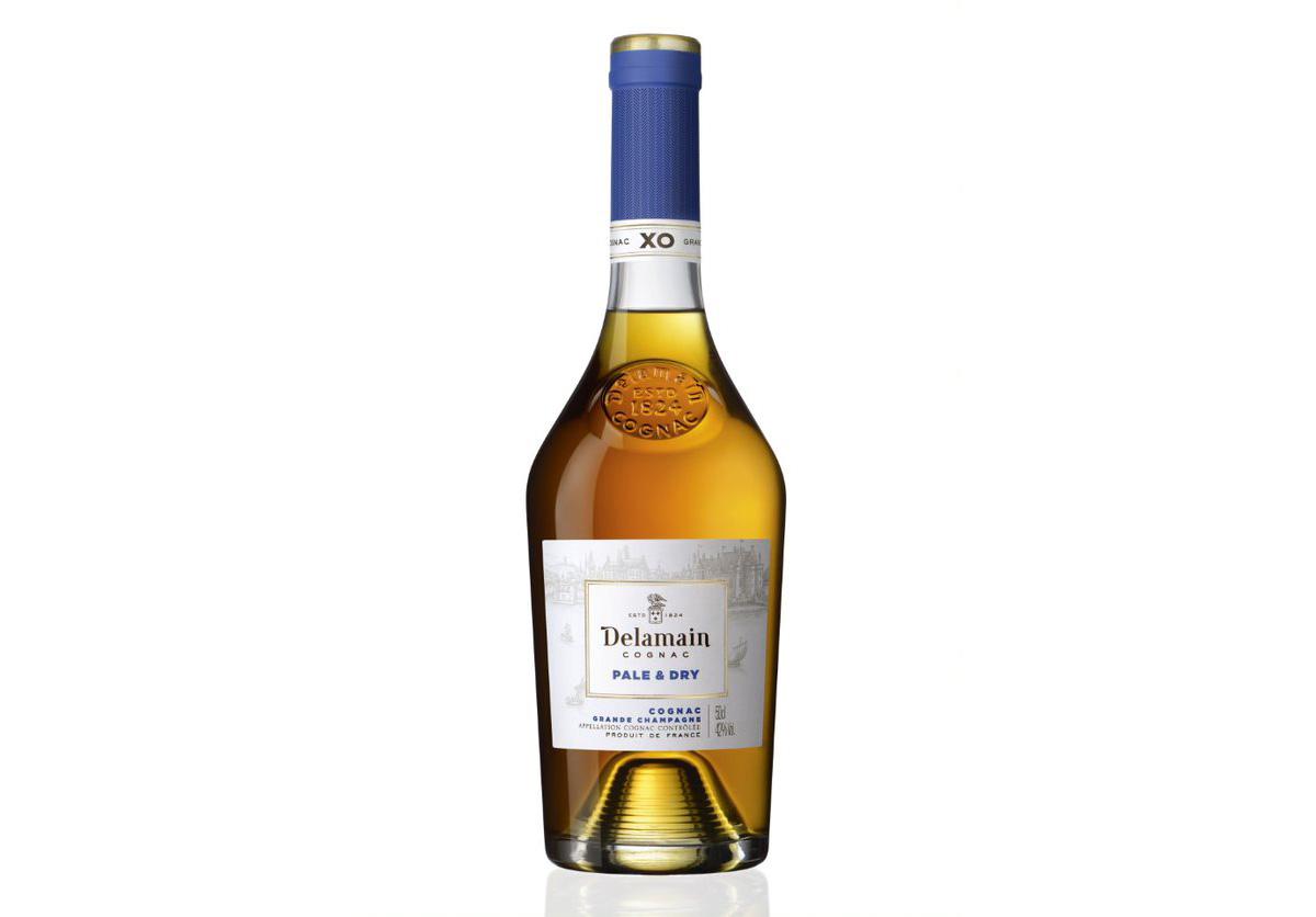 Nyhet: Delamain Pale & Dry Centenaire Cognac