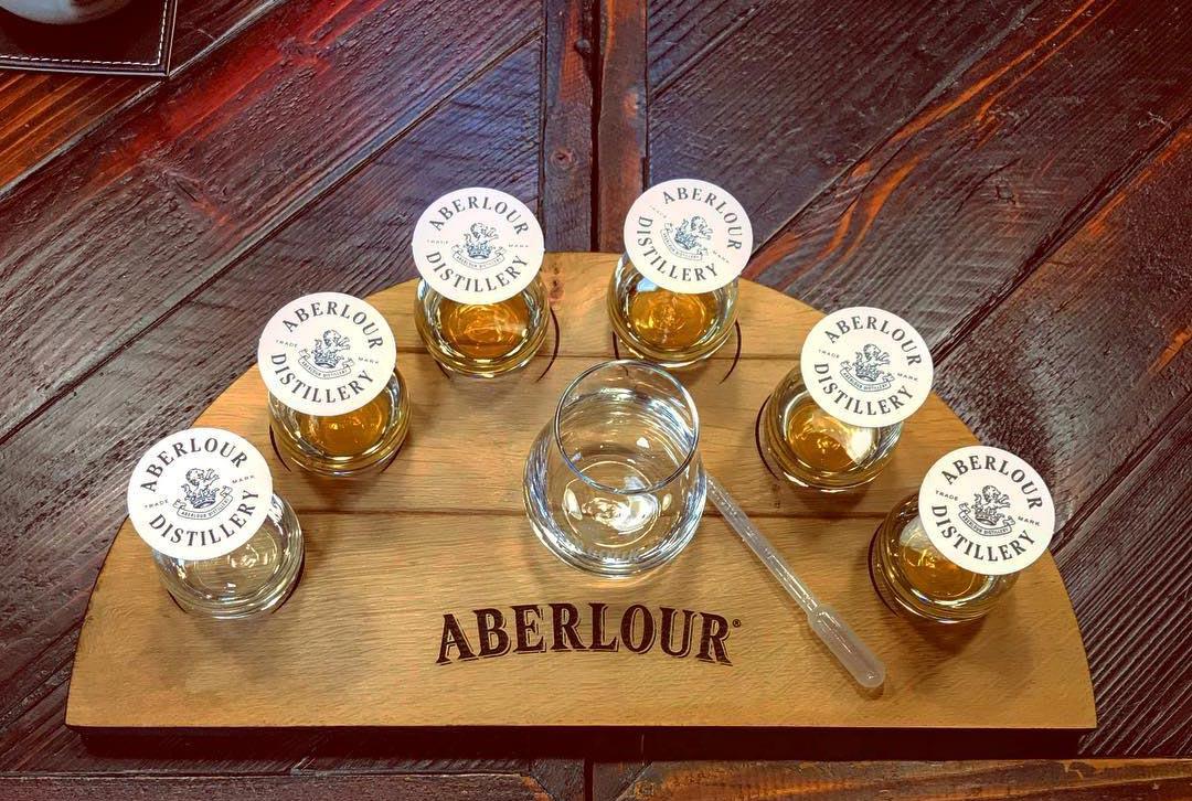 Allt om Whisky testar fyra Aberlour