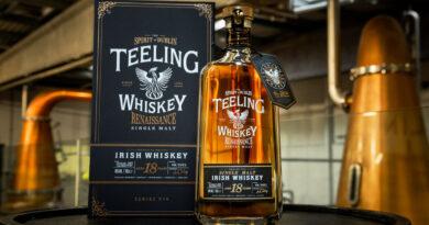 Ny renässanswhiskey från Teeling